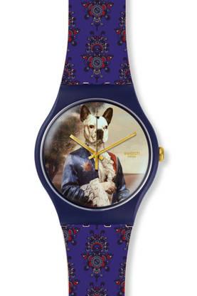 SWATCH SIR DOG rannekello - Miesten Quartz -kellot - SUON120 - 1 2823362896
