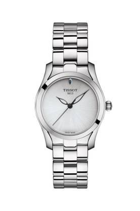Tissot T-Wave naisten rannekello - Naisten Quartz -kellot - T1122101103100  - 1 6e753692f6