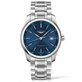 Master Collection Blue Automatic Gents - L27934926 - Miesten automaattikellot - L27934926 - 1