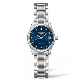 Master Collection Lady Automatic Diamonds - L21284976 - Naisten automaattikellot - L21284976 - 1