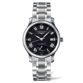 Master Collection Power Reserve Black Gents - L27084516 - Miesten automaattikellot - L27084516 - 1