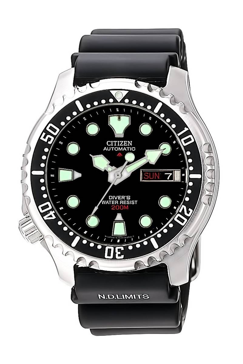 Citizen Promaster Sea miesten rannekello NY0040-09EE - Hovisepät ... 9725c256ce